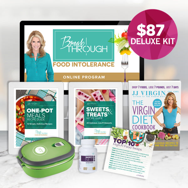 Test Breakthrough Food Intolerance Online Program Masterclass