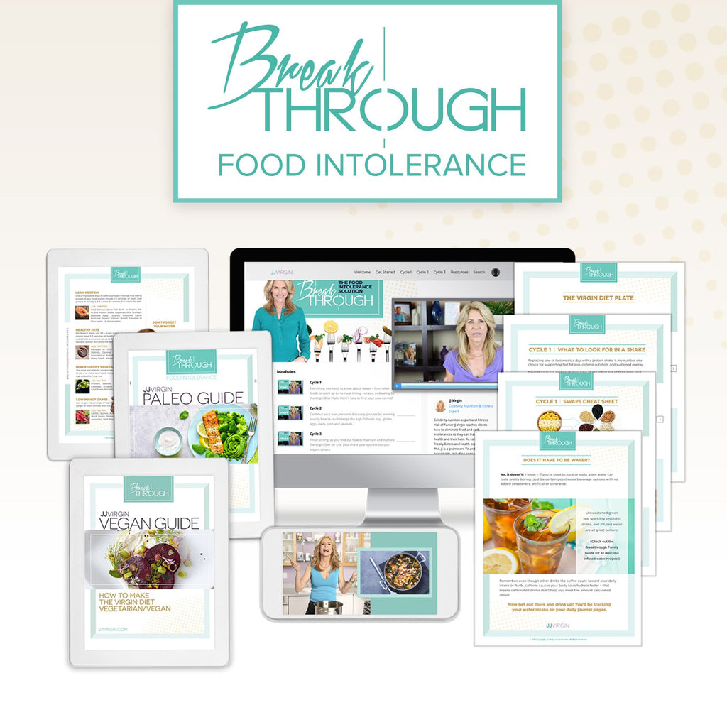 Breakthrough Food Intolerance Online Program