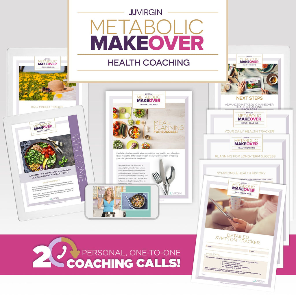 Metabolic Makeover Health Coaching