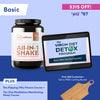 The Basic Virgin Diet Detox Kit