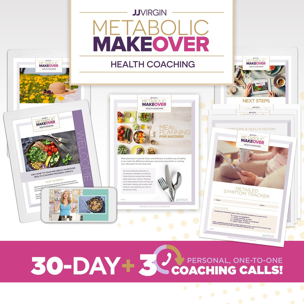 Metabolic Makeover 30-Day Healthy Habits Reset
