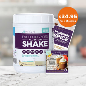 Protein Pumpkin Spice Latte Kit