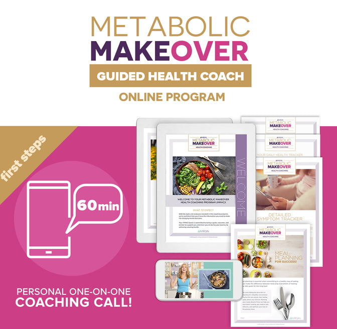 First Steps - Metabolic Makeover Health Coaching