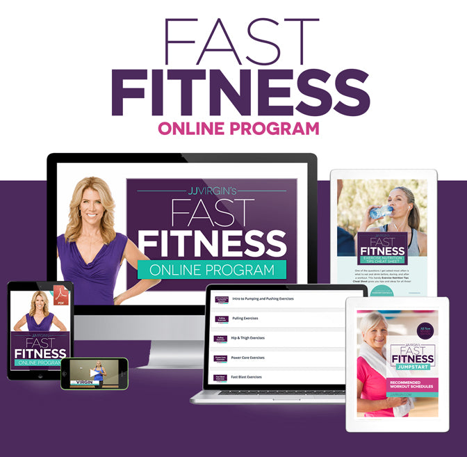 Fast Fitness Online Program OLD