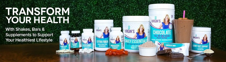 JJ Virgin - Transform Your Health