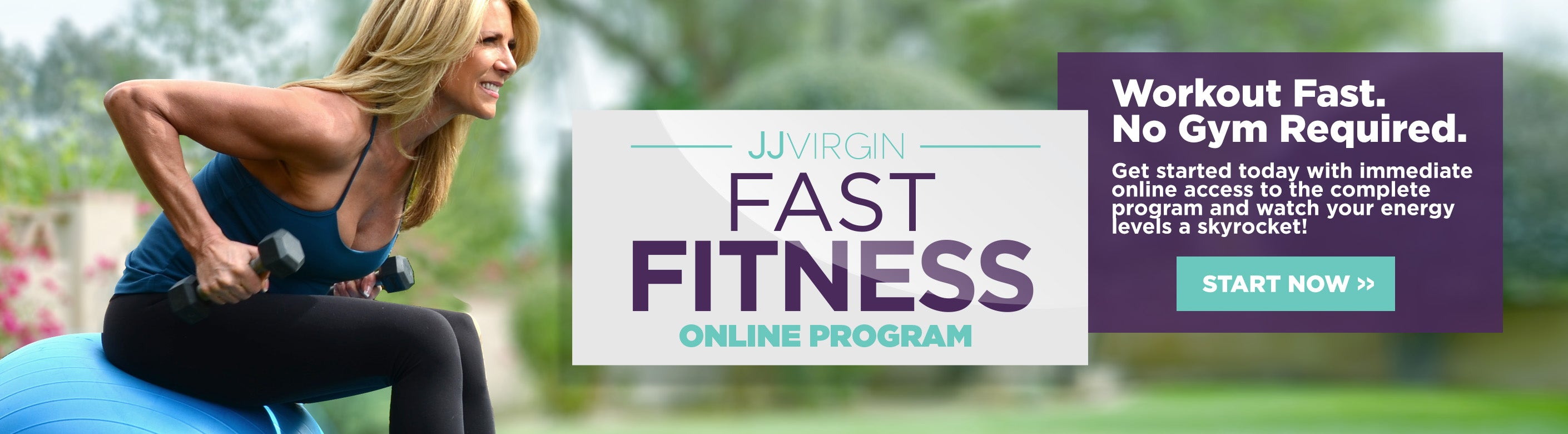 JJ Virgin - Fast Fitness