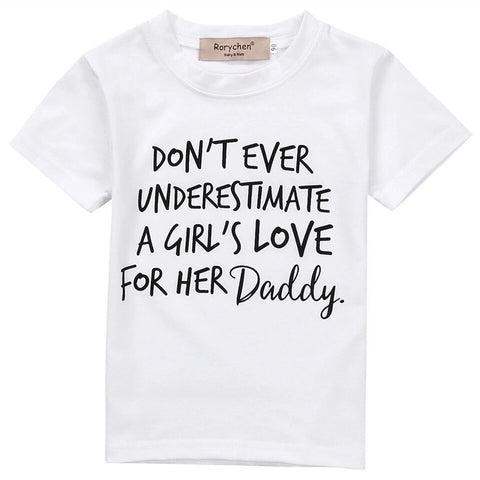A Girls Love T-shirt