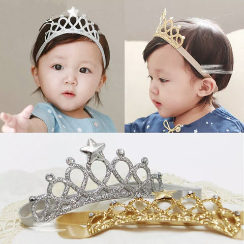Infant Soft Crown headband