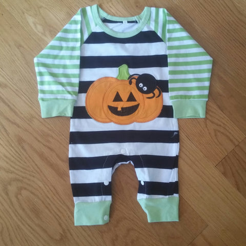 Pumpkin Coveralls
