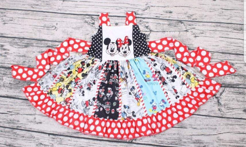Mouse Twirl Dress