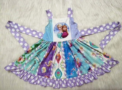 Frozen Twirl Dress