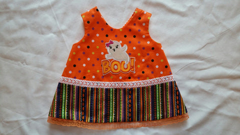 Halloween reversible Top