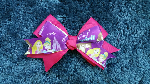 Princess Double Hairbow