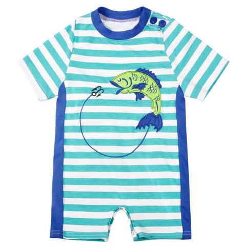 Blue Fish Shortall