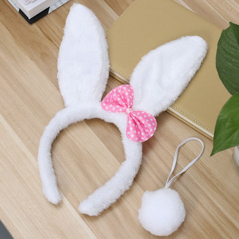 Bunny Ears and Tail
