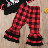 Baby It's Cold Outside Pants Set