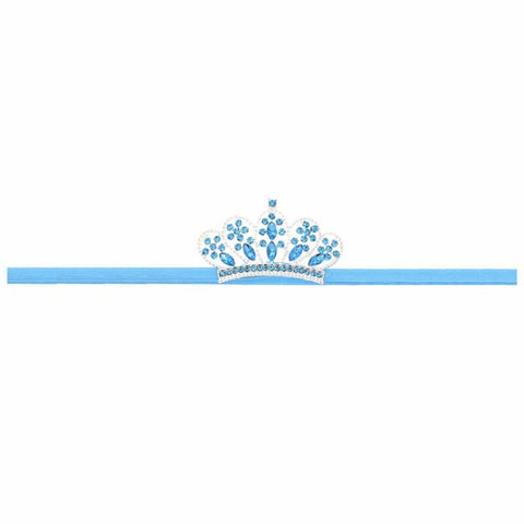 Jewel Crown Infant Headband