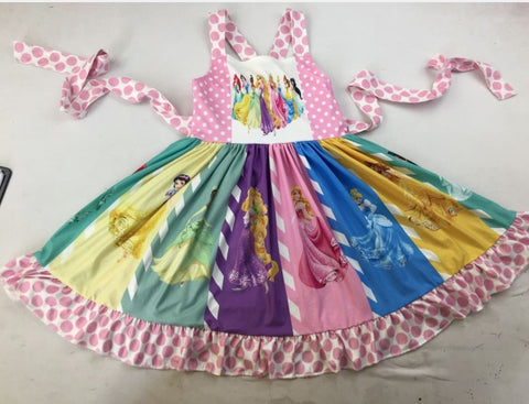 Princess Twirl Dress
