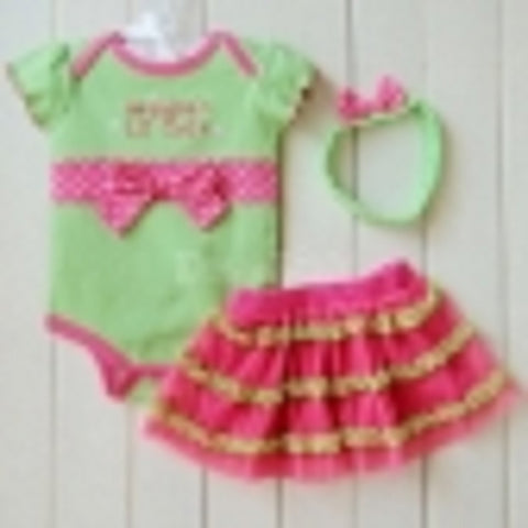 Infant's Grandma Set