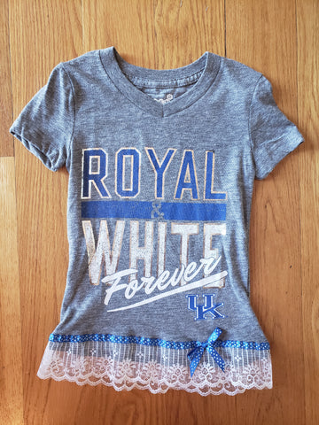 Kentucky Wildcats Fancy T-shirt