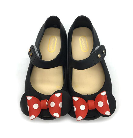 Black Mouse Ear Shoes