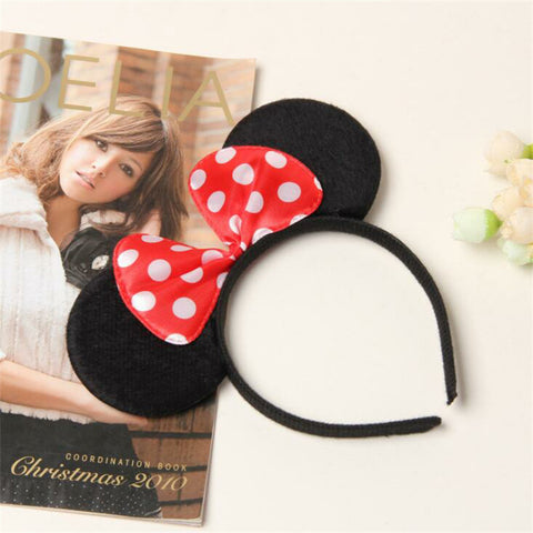 Mouse Ears Headband