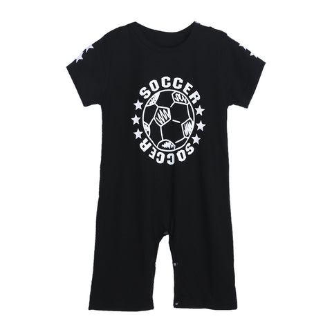 Soccer One Piece Shortall