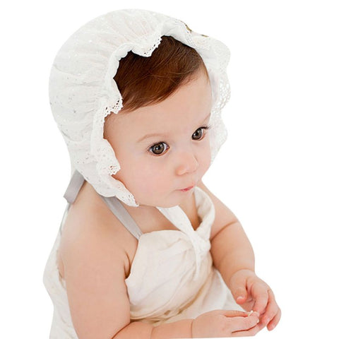 Infant Sparkle Bonnet