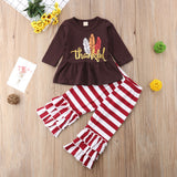 Thankful Pants Set