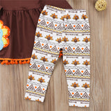 Tom the Turkey Pants Set