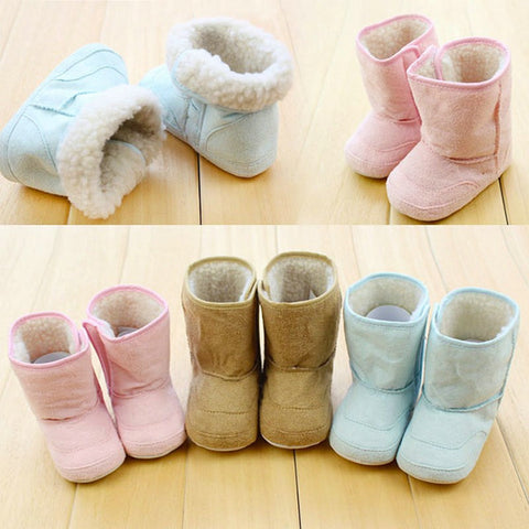 Infant and Toddler's Boots
