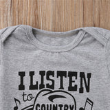 Country Music Onesie