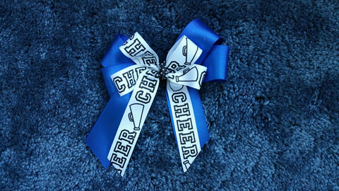 Cheer Double Bow