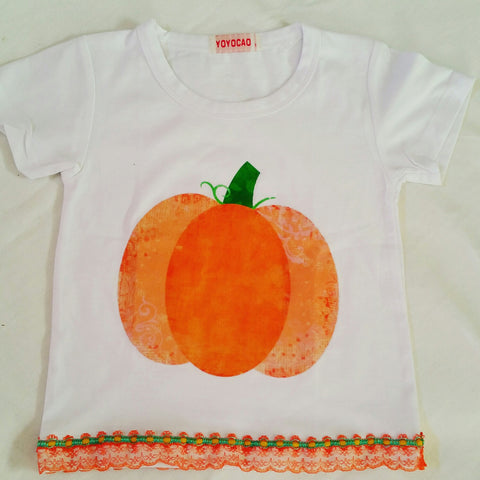 Fall Holidays Pumpkin Shirt