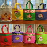 Holiday Canvas Bag