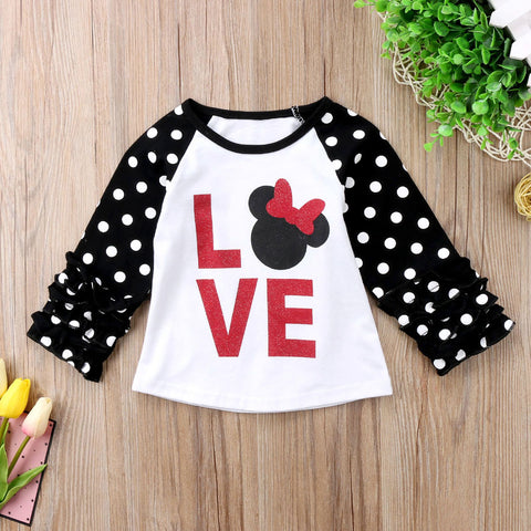 Love Minnie Shirt