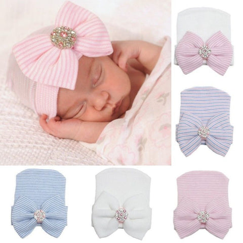 Newborn Fancy Cap