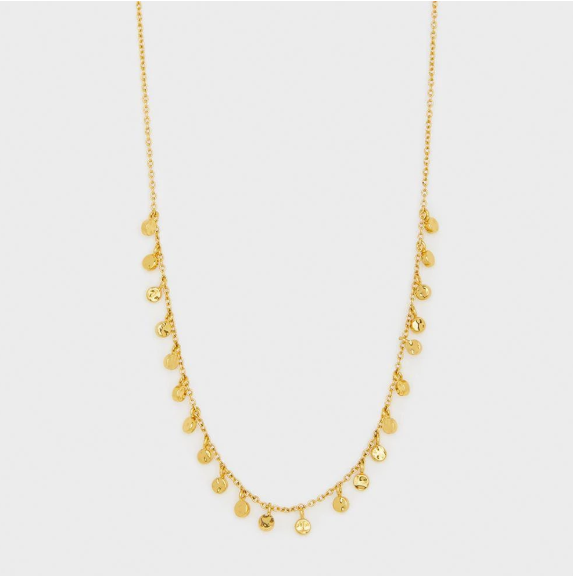 The Chloe Mini Necklace - Gold