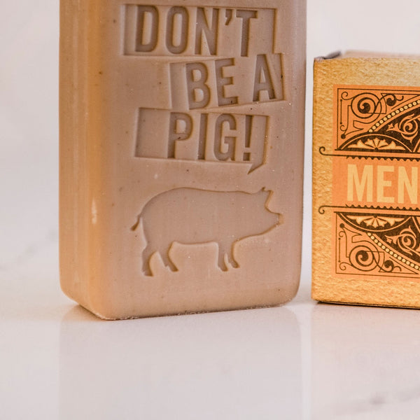 Men Don't Stink - Soap Bar