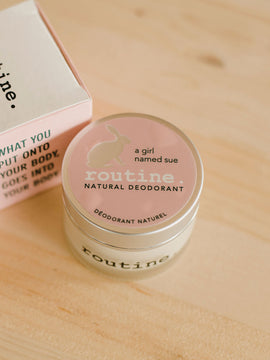 A Girl Named Sue Natural Deodorant