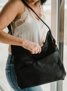 The Lyndsy Hobo Purse