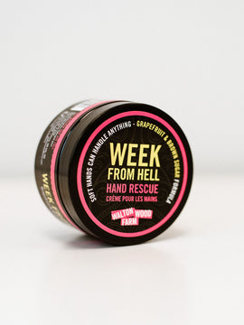 Week From Hell - Hand Lotion 4oz
