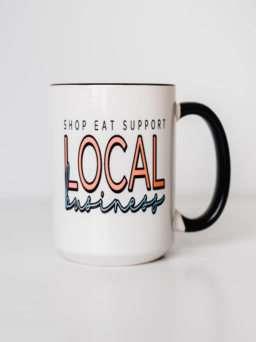 Local Love - Coffee Mug
