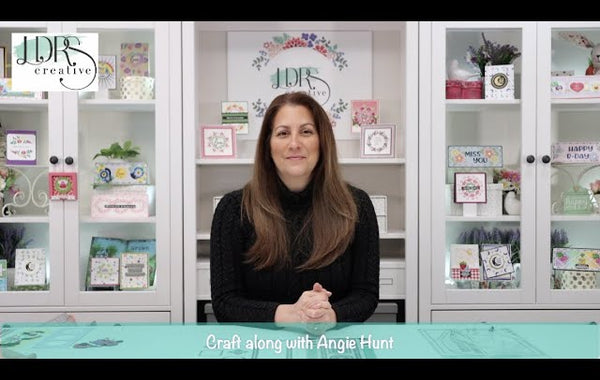 HSN - Pretty Playful Slim Line Die Set Tutorial