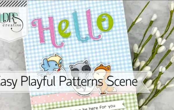 Easy Playful Patterns Scene