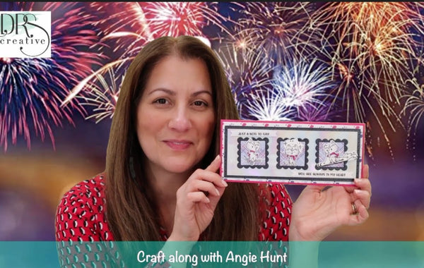 Craft Along with Angie Hunt - Alaskan Adventures Craft Kit