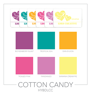 Cotton Candy 6-Color Bundle