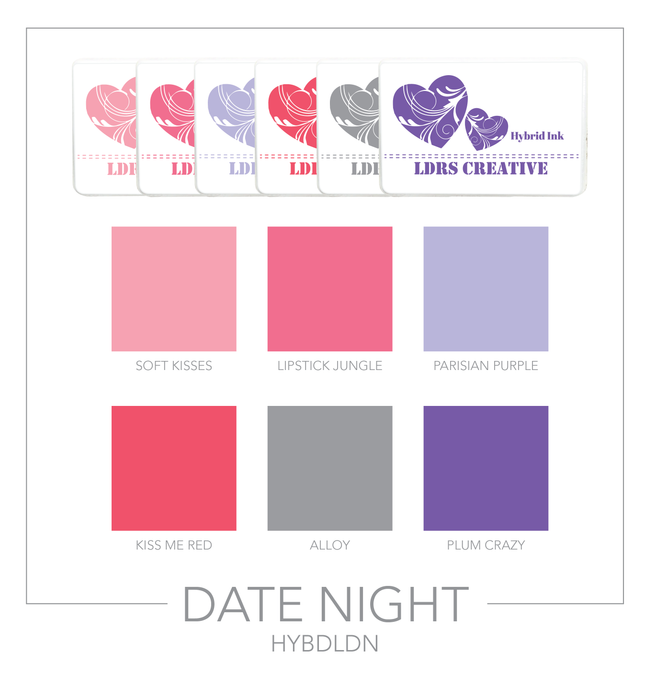 Date Night 6-Color Bundle