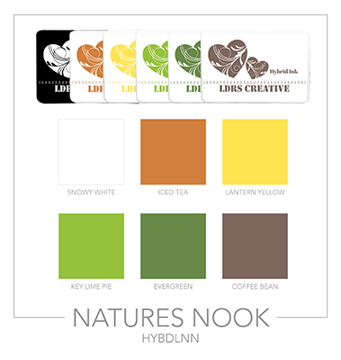 Natures Nook 6-Color Bundle
