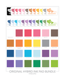 24 Original Color Hybrid Ink Bundle
